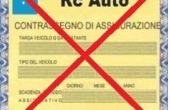 Eliminato il tagliando dell'assicurazione dal 18 ottobre 2015