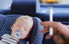 Divieto di fumo in auto – precisazioni
