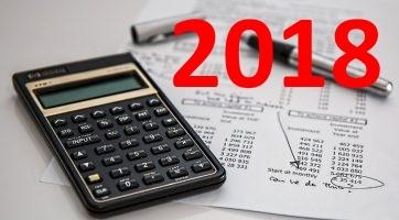 tasso legale 2018