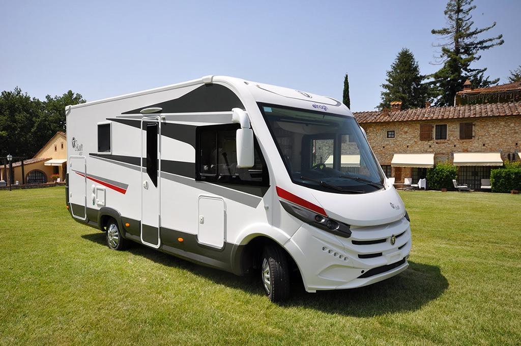 Revisione autocaravan con massa massima superiore a 3,5 t.